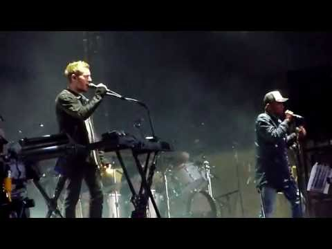 Massive Attack & Tricky - Take It There - Hyde Park, London - July 2016