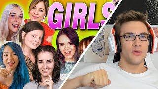 11 GIRLS singen zusammen einen Song  | REACTION