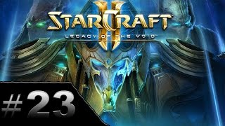 StarCraft 2 Legacy of the Void [23][Kampagne][Deutsch][HD][Brutal] Gespräche an Deck Teil 11