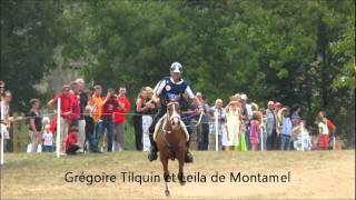 160 km Florac Championnat d'Europe 2011