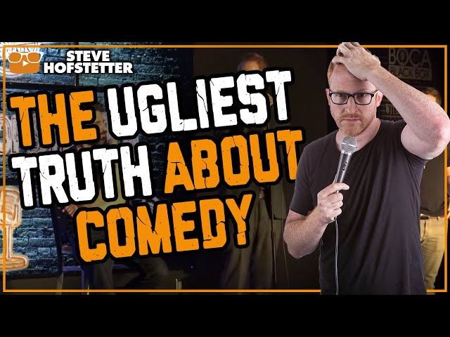 What Did These Comedians Do Wrong? - Steve Hofstetter