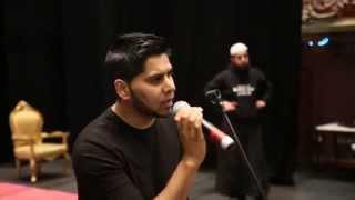 Ahmad Hussain - Ya Taiba - rehersal/sound check at concert