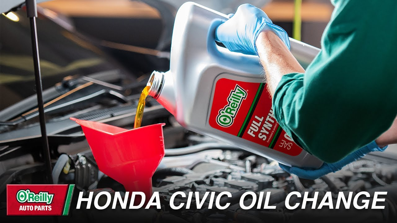 Change The Oil Filter In A 2016 2020 Honda Civic With These Instructions Regular Oil Changes Can Help Extend The Life O Honda Civic Honda Civic Engine Honda