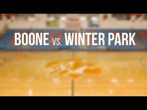 Girls Basketball: Boone vs Winter Park