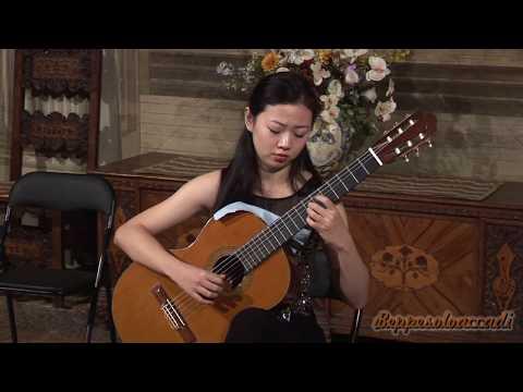 4K - Xuanxuan Sun - Verona International Guitar Festival 2017
