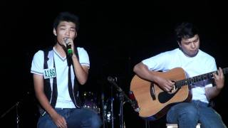 Cao Trần Minh Thái - Căn gác trống (Acoustic) (Giải KK FTUShine 2011)