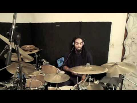 Drum  : My Desire  Fred Hammond HQ