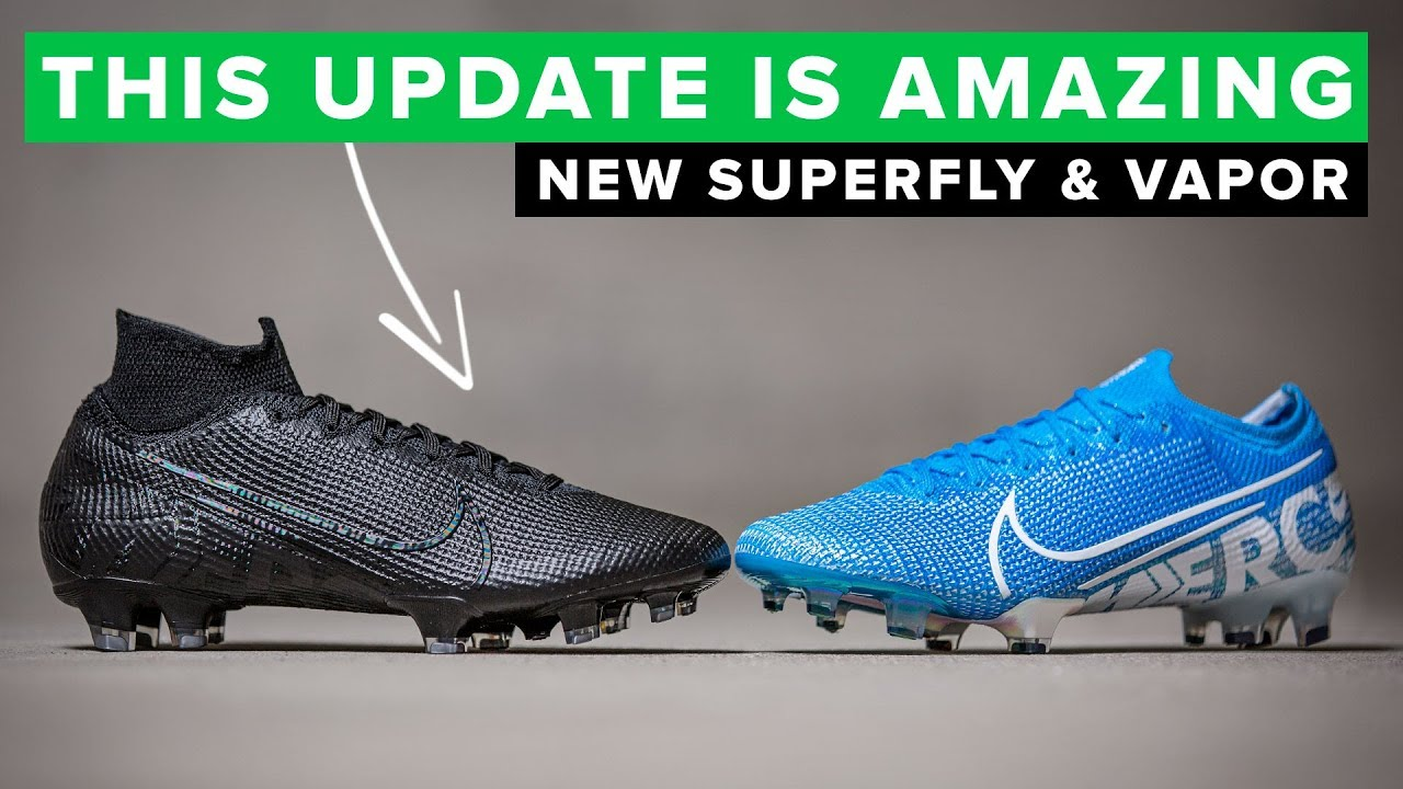 Vapor 13 Superfly 7 Tech Talk All You Need To Know Youtube