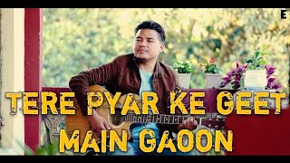 #Tere_Pyar_ke_gert_main gaoon(#Shaldon) Unplugged I could Sing of your Love forever.
