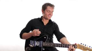 """How to Play """"Magnum P I """" TV Theme Song on Guitar"""