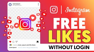 How To Get Free Likes On Instagram | Instagram Auto Likes | Increase Instagram Likes 2020
