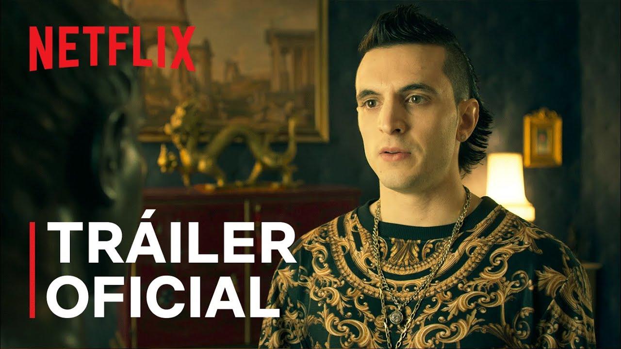 Suburra: Sangre sobre Roma - Temporada 3 | Netflix