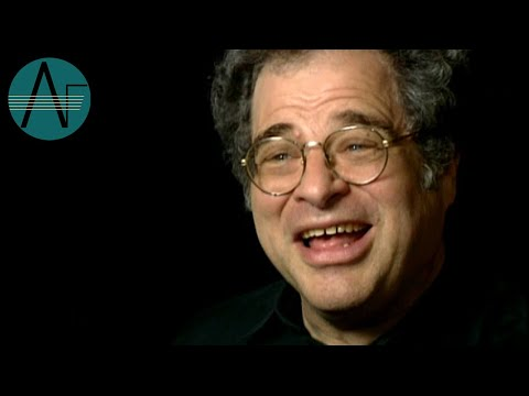 Itzhak and Toby Perlman: Exclusive Interview (Bonus-Material from the documentary We want the Light)