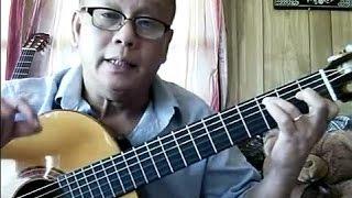Guitar Bắt Đầu - phần 4 - Cấu Trúc HỢP ÂM (Bao Hoang Guitar)