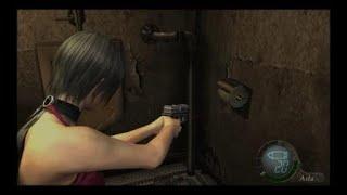 Resident Evil 4 dumbest thing ever