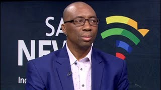DISCUSSION: DA leadership contest with Dr Mazwe Majola