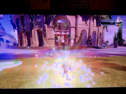 Disney infinity hall if heroes stage 15 final 100% - YouTube