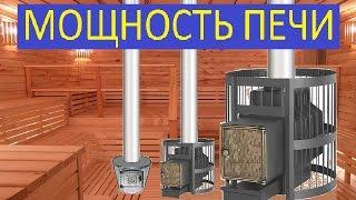 видео Размеры печей