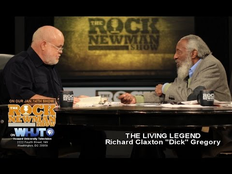 Dick Gregory on The Rock Newman Show