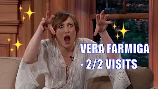 Vera Farmiga - I Can't Describe it, But She Is...Different - 2/2 Appearances In Chron. Order [1080]
