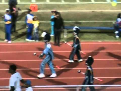 Canton High Band  Track Show 2014