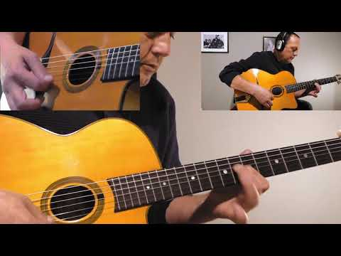 Stochelo teaches 'Tea for Two' - gypsy jazz guitar