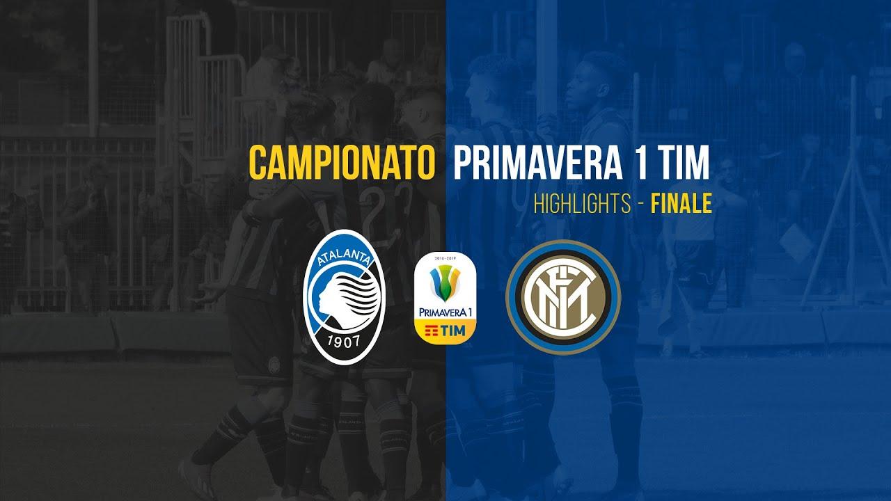 Finale Primavera 1 TIM | Atalanta-Inter 1-0