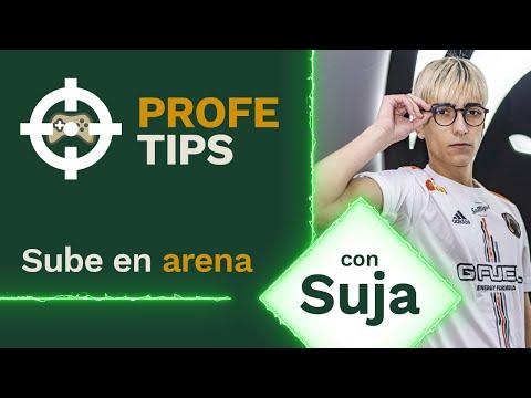 Sube más rápido tus puntos en Arena de Fortnite | ProfeTip Suja X San Miguel