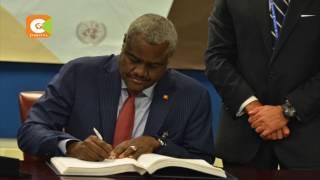 Waziri Amina ashindwa na waziri wa Chad