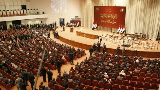 العراق: انتخاب محافظ الأنبار السابق محمد الحلبوسي رئيسا للبرلمان