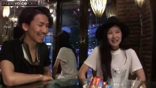 シンガーソングライター知洋さんゲストSINGERS voice TOKYO,Kitchen Bar 新目黒茶屋TVライブオンライン