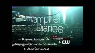 Bande annonce Vampire Diaries Saison 3 épisode 10