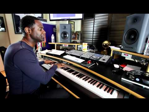 "brian mcknight's official tutorial how i play ""anytime"""