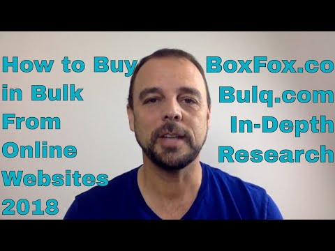 Buying in Bulk, Bulq and Boxfox Review, Exactly How to Research for Retail Arbitrage