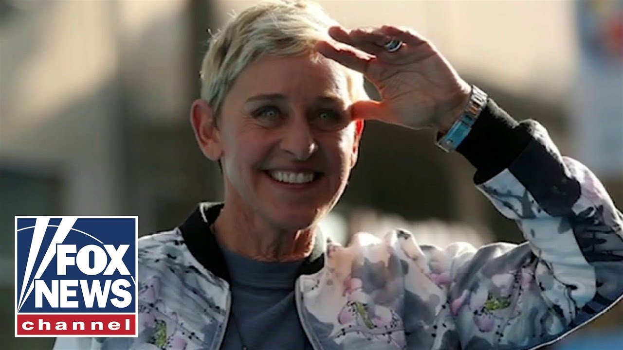 Ellen DeGeneres owns up to her role in toxic workplace