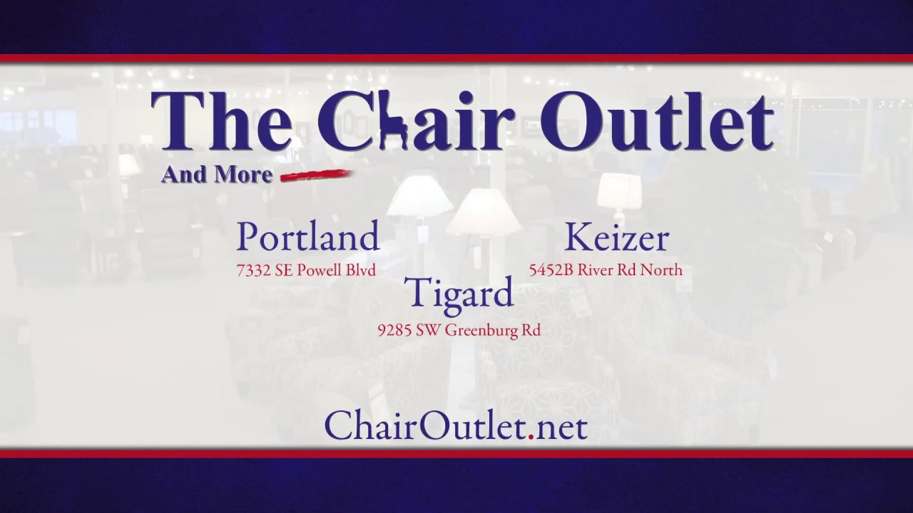 The Chair Outlet Portland Front Porch Rocking Chairs Made In Usa Raven Marketing What Can A Do Youtube