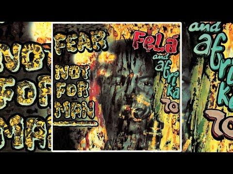 Fela Kuti - Fear Not For Man (LP)