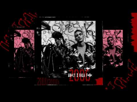 Amuly - 2000 feat. Killa Fonic (Audio)