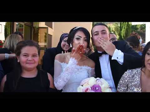 E.V PRODUCTION : magnifique mariage Algerien-Marocain Nessrine & Yamine