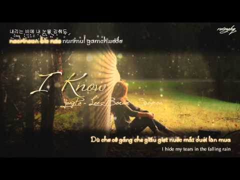 [Lyric/Vietsub/Engsub] I Know (알아요) - YangPa & Boram & Soyeon