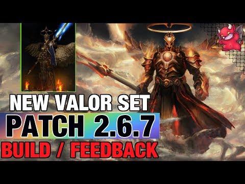 Aegis of Valor Speed & Push Build Season 19 Diablo 3 Patch 2.6.7