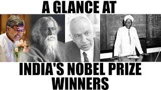India's Nobel prize Winners, a glance at their achievements | Oneindia News