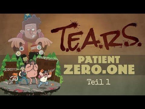 Pen And Paper: T.E.A.R.S. 2 -  Patient Zero.One    Teil 1 Des Abenteuers   14.12.2018