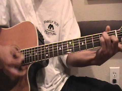 Not To Us by Chris Tomlin (Cover by David Chen) Acoustic Guitar