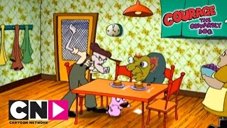 The Hunchback of Nowhere | Courage the Cowardly Dog | Cartoon Network