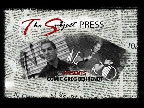 Interview: Comic Greg Behrendt