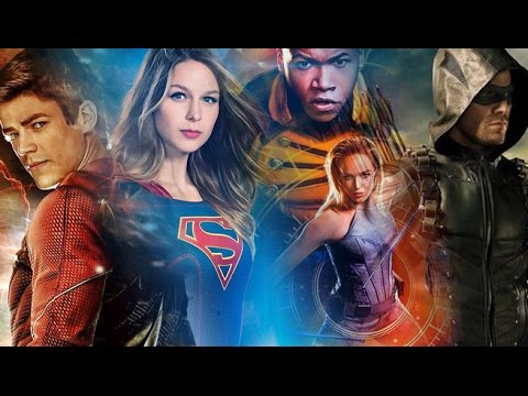 The Flash ⚡ Arrow, Legends Of Tomorrow & Supergirl Crossover - Hero