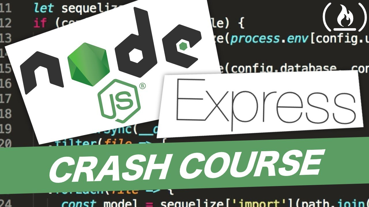Express js & Node js Course for Beginners - Full Tutorial