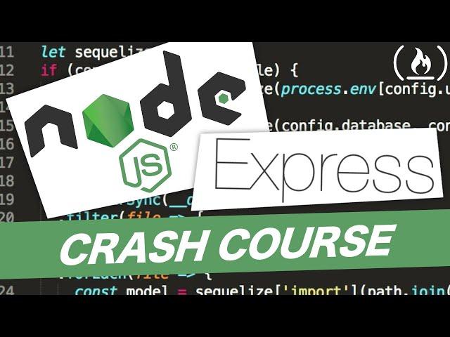 Express.js & Node.js Course for Beginners - Full Tutorial
