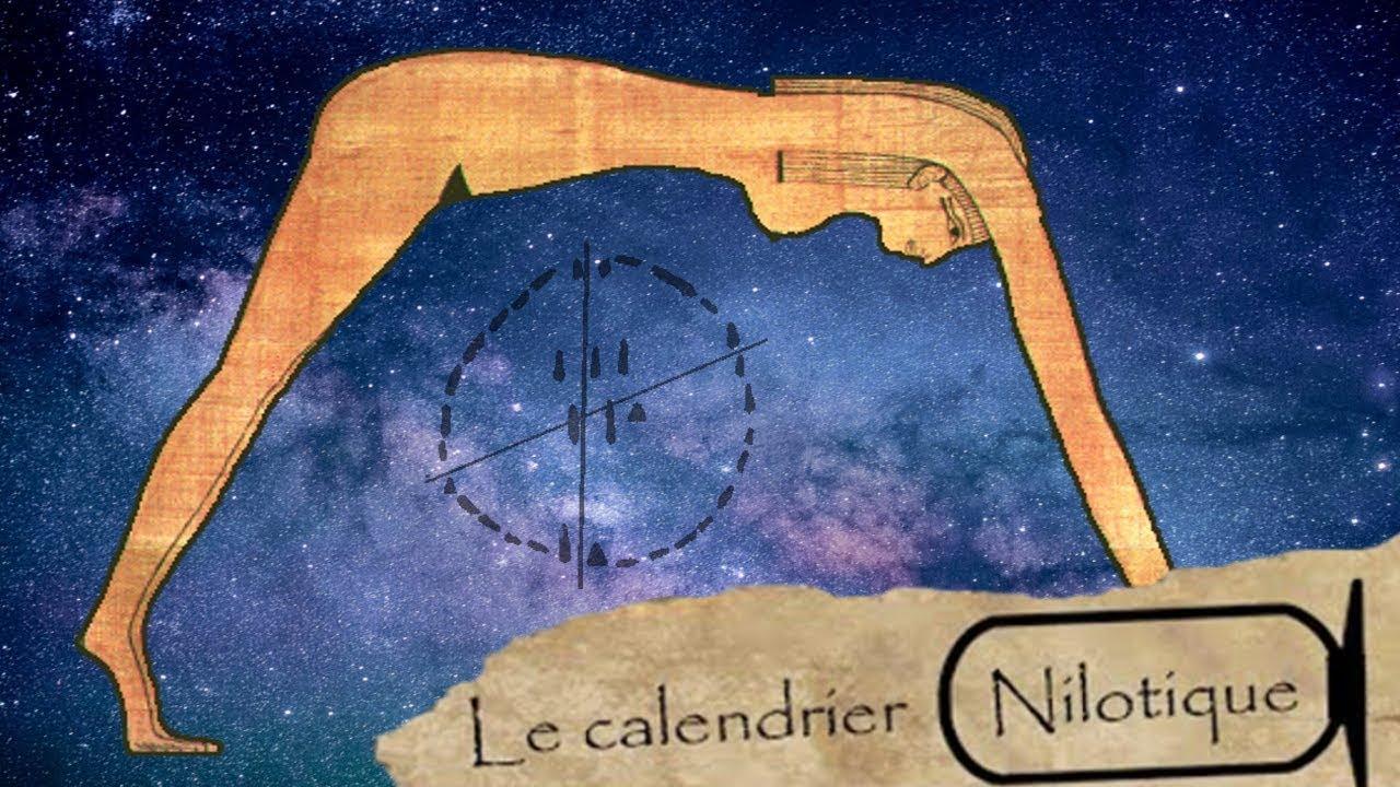 Calendrier Egyptien.Le Calendrier Egyptien Aka Nilotique Egypto Logique 4